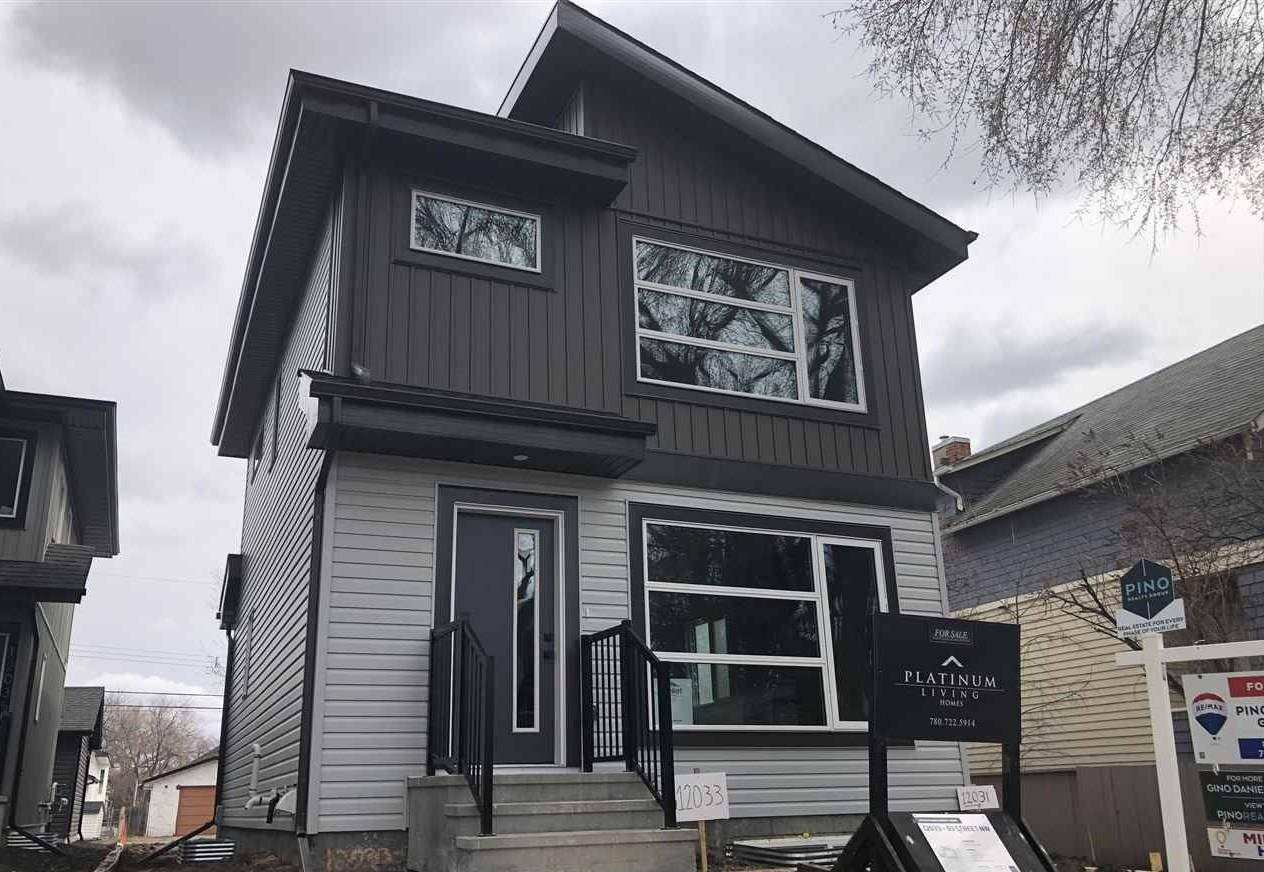 Townhouse for sale at 12033 93 St Nw Edmonton Alberta - MLS: E4165018
