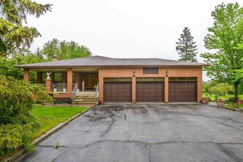 House for sale at 12037 Centreville Creek Rd Caledon Ontario - MLS: W4468782