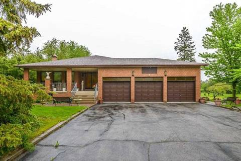 House for sale at 12037 Centreville Creek Rd Caledon Ontario - MLS: W4664179