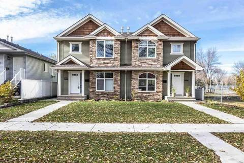 Townhouse for sale at 12038 103 St Nw Edmonton Alberta - MLS: E4132695