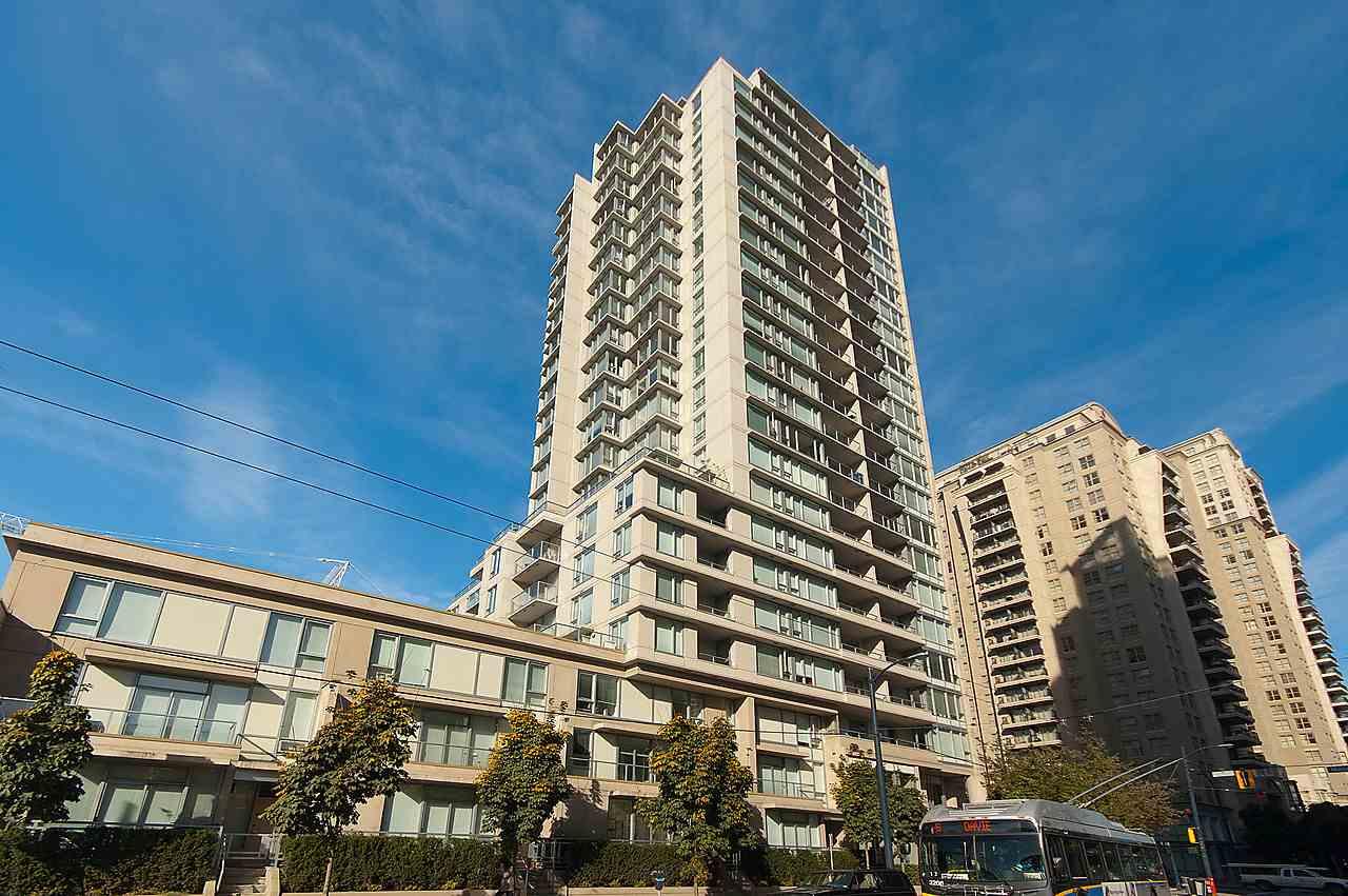 Buliding: 1001 Richards Street, Vancouver, BC