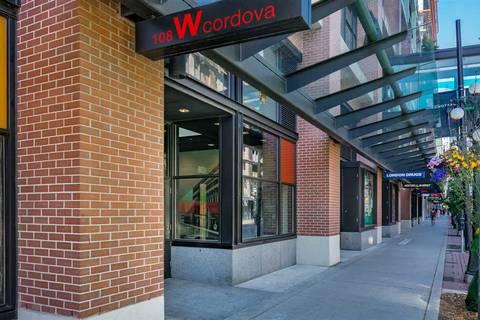 Condo for sale at 108 Cordova St W Unit 1204 Vancouver British Columbia - MLS: R2388074