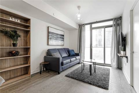 Apartment for rent at 11 Wellesley St Unit 1204 Toronto Ontario - MLS: C4736977