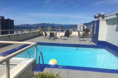 Condo for sale at 1250 Burnaby St Unit 1204 Vancouver British Columbia - MLS: R2349852