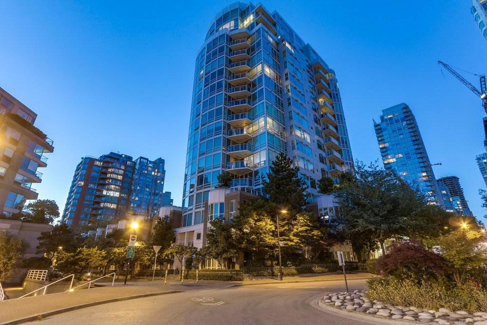 Sold: 1204 - 1501 Howe Street, Vancouver, BC