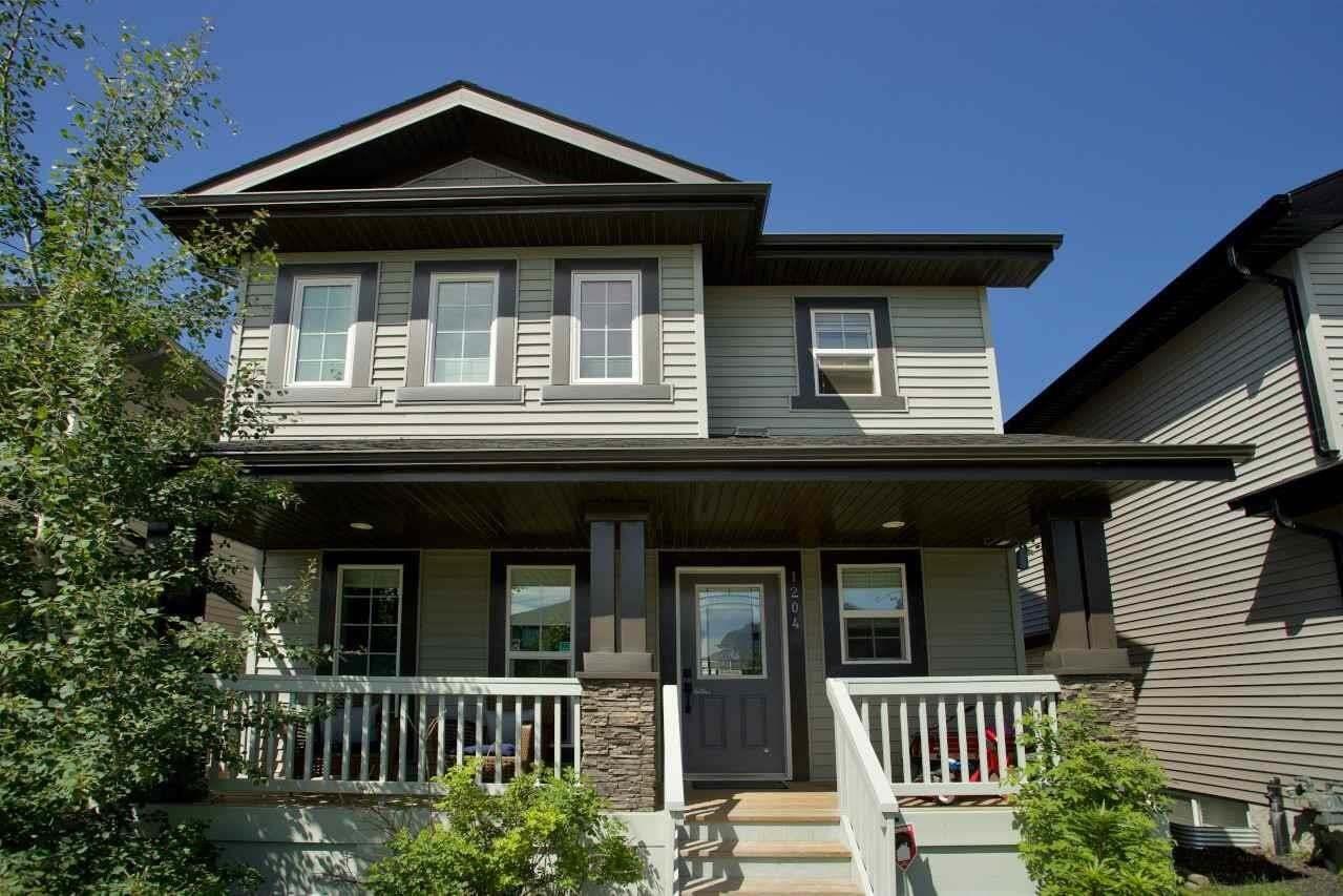 House for sale at 1204 177 St SW Edmonton Alberta - MLS: E4205825