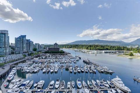 Condo for sale at 323 Jervis St Unit 1204 Vancouver British Columbia - MLS: R2377126