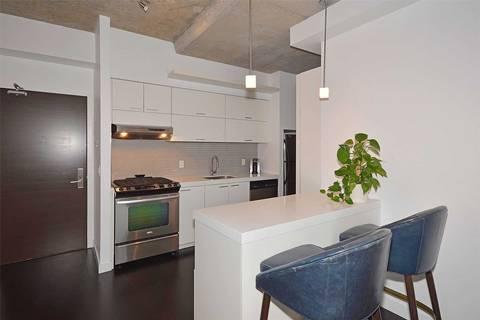 Apartment for rent at 552 Wellington St Unit 1204 Toronto Ontario - MLS: C4674140