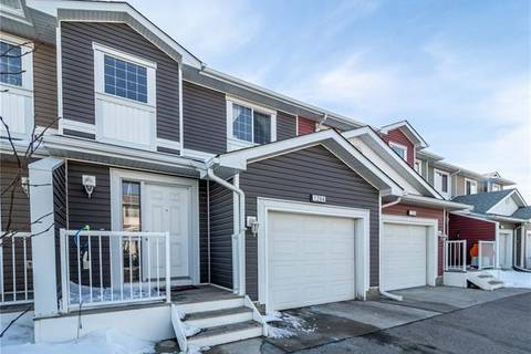 Townhouse for sale at 800 Yankee Valley Blvd Southeast Unit 1204 Airdrie Alberta - MLS: C4291708