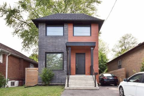 House for sale at 1204 Islington Ave Toronto Ontario - MLS: W4688465