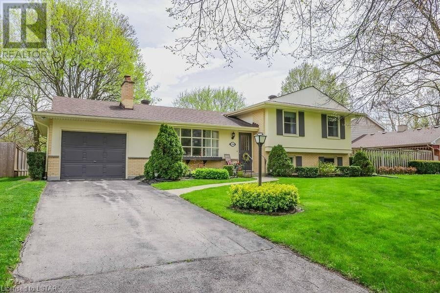 House for sale at 1204 Ivanhill Rd London Ontario - MLS: 260850