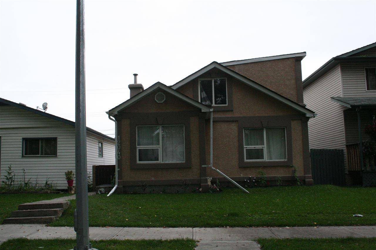 House for sale at 12040 65 St Nw Edmonton Alberta - MLS: E4173616