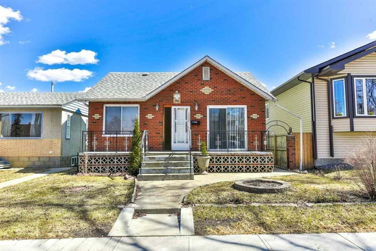 House for sale at 12043 58 St NW Edmonton Alberta - MLS: E4195146