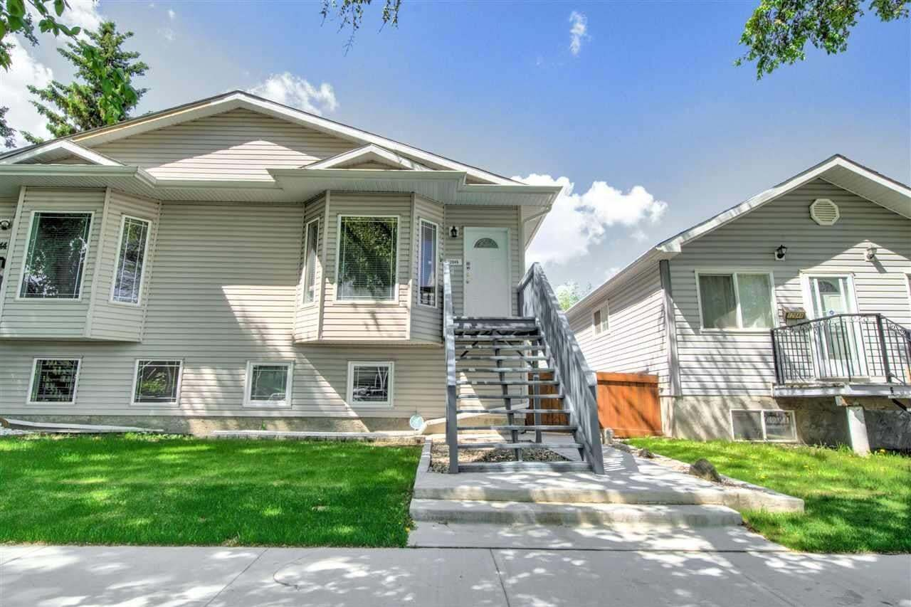 Townhouse for sale at 12046 67 St NW Edmonton Alberta - MLS: E4200926