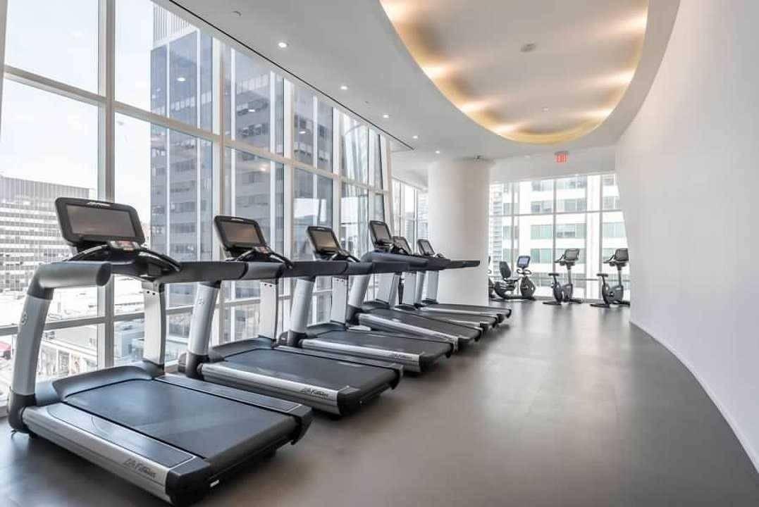 Apartment for rent at 1 Bloor St Unit 1205 Toronto Ontario - MLS: C4489297