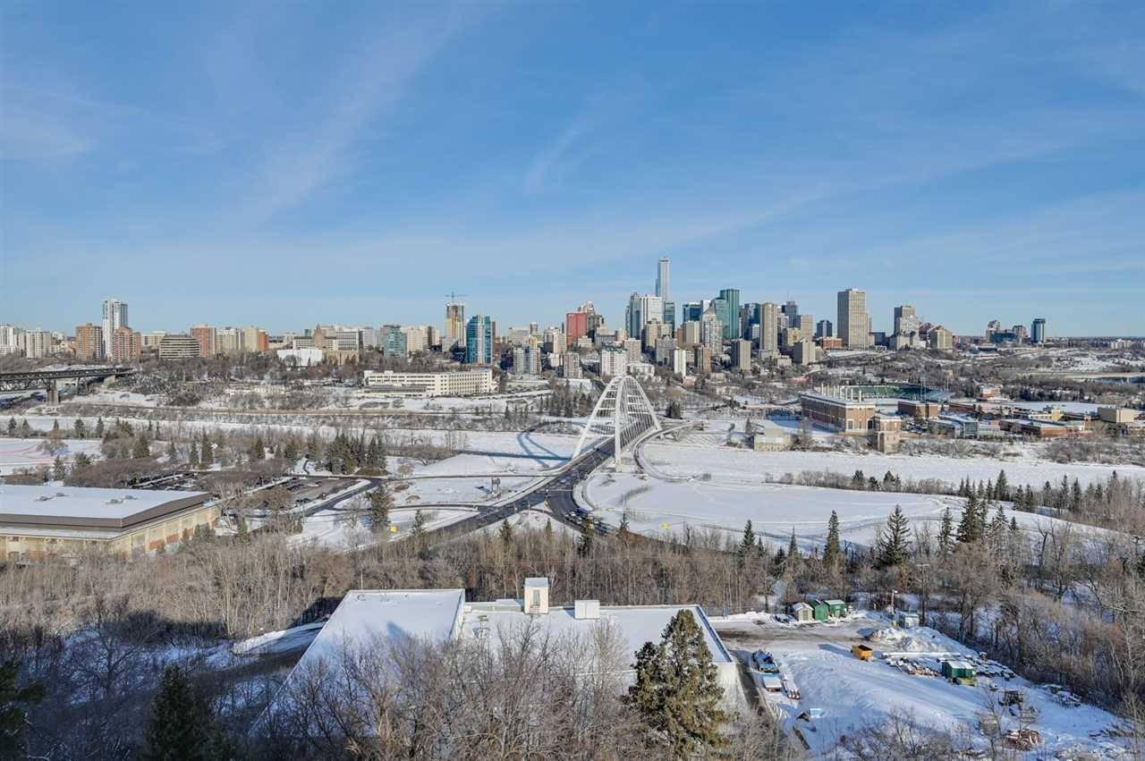 Condo for sale at 10545 Saskatchewan Dr Nw Unit 1205 Edmonton Alberta - MLS: E4185848