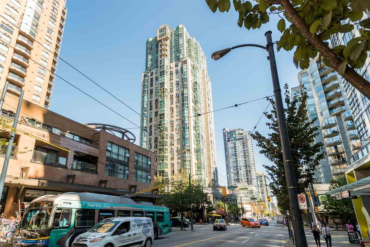 Sold: 1205 - 1188 Howe Street, Vancouver, BC