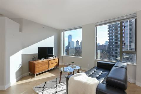 Condo for sale at 1277 Nelson St Unit 1205 Vancouver British Columbia - MLS: R2432206