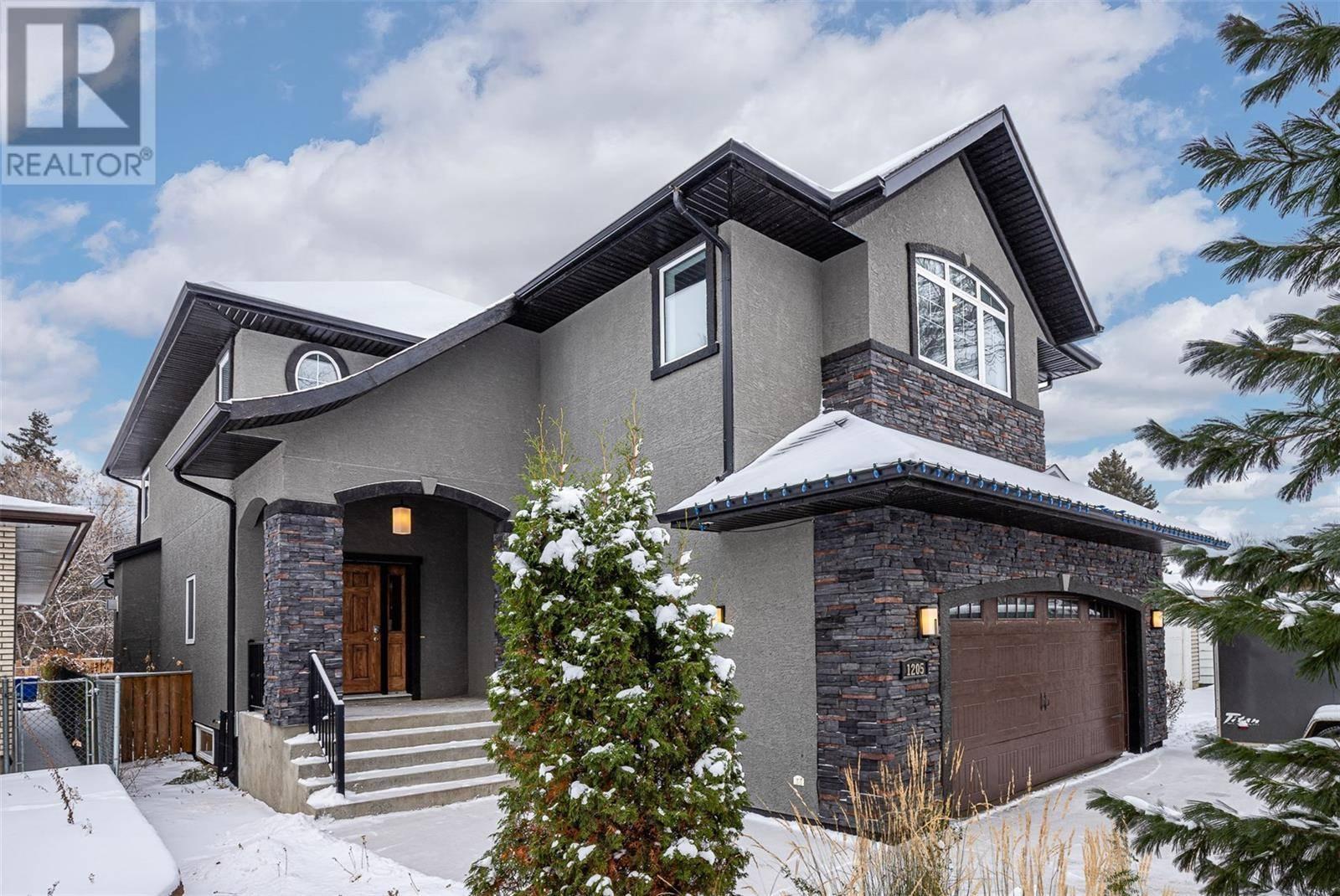 House for sale at 1205 15th St E Saskatoon Saskatchewan - MLS: SK790103