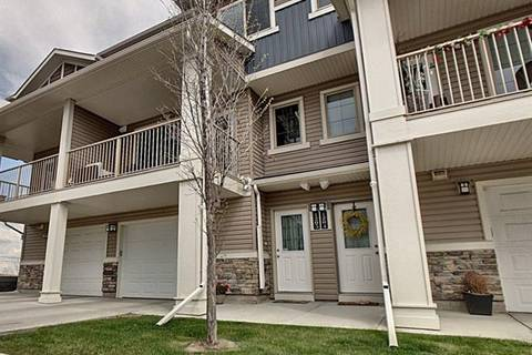 Townhouse for sale at 250 Sage Valley Rd Northwest Unit 1205 Calgary Alberta - MLS: C4248508