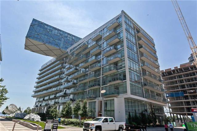 Sold: 1205 - 29 Queens Quay East, Toronto, ON
