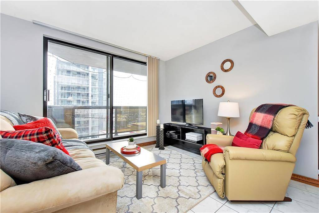 Condo for sale at 470 Laurier Ave Unit 1205 Ottawa Ontario - MLS: 1168734