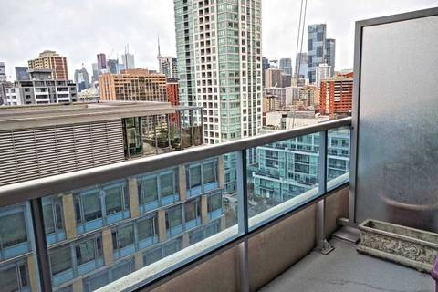 Apartment for rent at 500 Sherbourne St Unit 1205 Toronto Ontario - MLS: C4409469