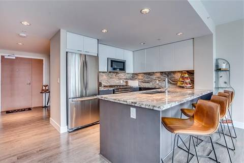 Condo for sale at 510 6 Ave Southeast Unit 1205 Calgary Alberta - MLS: C4255573