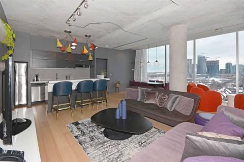 Apartment for rent at 552 Wellington St Unit 1205 Toronto Ontario - MLS: C4726457