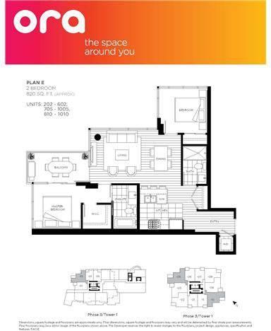 Condo for sale at 6971 Elmbridge Wy Unit 1205 Richmond British Columbia - MLS: R2437849