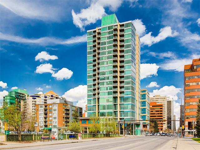 For Sale: 1205 - 888 4 Avenue Southwest, Calgary, AB | 1 Bed, 1 Bath Condo for $374,900. See 26 photos!