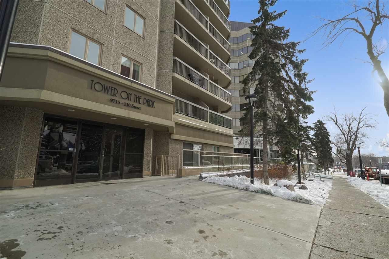 Condo for sale at 9715 110 St NW Unit 1205 Edmonton Alberta - MLS: E4222803