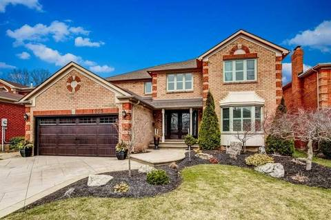 House for sale at 1205 Bowman Dr Oakville Ontario - MLS: W4726629