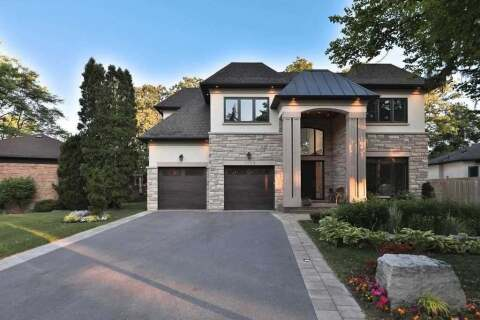 House for sale at 1205 Crestdale Rd Mississauga Ontario - MLS: W4824371