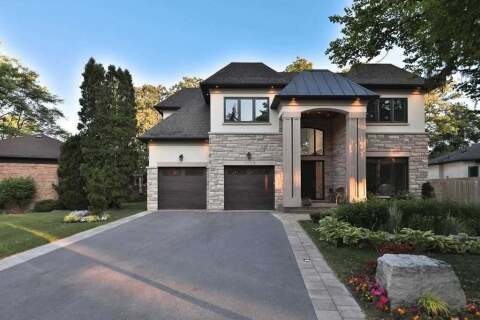 House for sale at 1205 Crestdale Rd Mississauga Ontario - MLS: W4894338