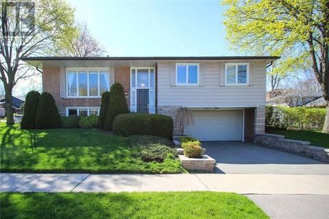 House for sale at 1205 Falgarwood Dr Oakville Ontario - MLS: 30733415