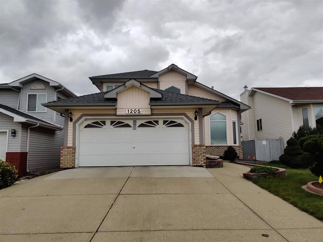 House for sale at 1205 Joyce Cres Nw Edmonton Alberta - MLS: E4176262