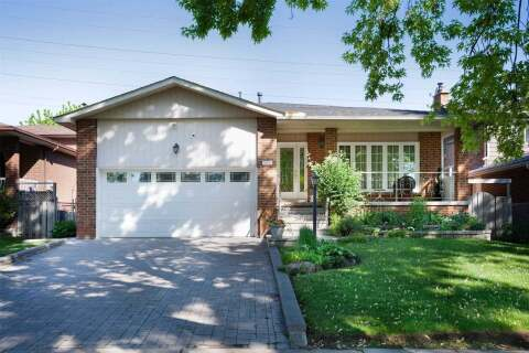 House for sale at 1205 Melton Dr Mississauga Ontario - MLS: W4935132