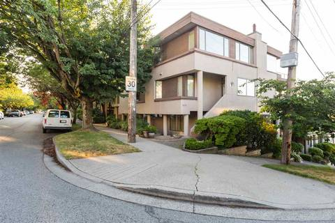 Townhouse for sale at 1205 7th Ave W Vancouver British Columbia - MLS: R2387483