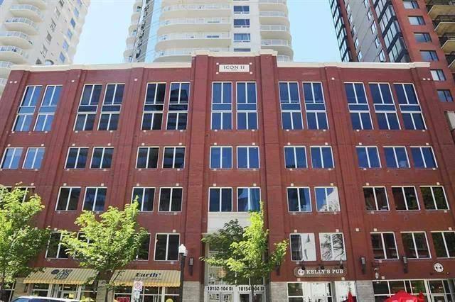 Condo for sale at 10136 104 St Nw Unit 1206 Edmonton Alberta - MLS: E4188782