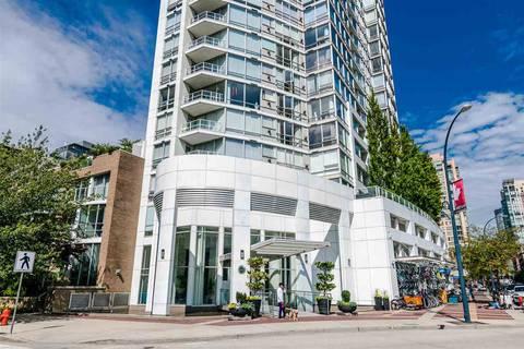 Condo for sale at 1201 Marinaside Cres Unit 1206 Vancouver British Columbia - MLS: R2384239