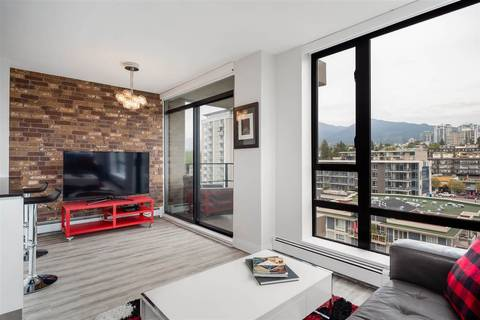 Condo for sale at 151 2nd St W Unit 1206 North Vancouver British Columbia - MLS: R2404547