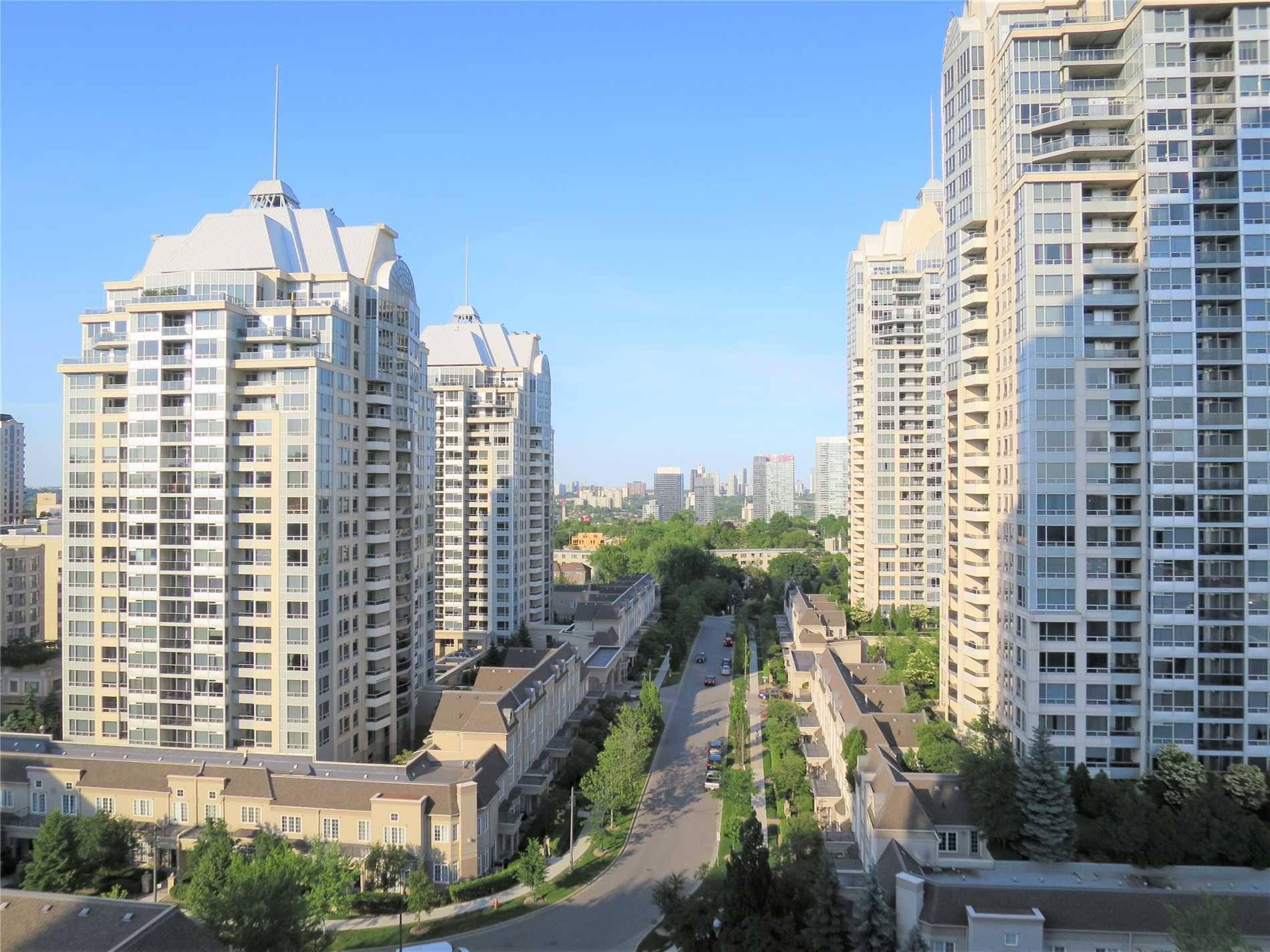 Apartment for rent at 17 Barberry Pl Unit 1206 Toronto Ontario - MLS: C4487314