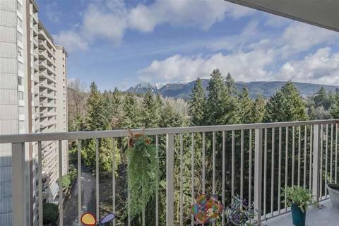 Condo for sale at 2004 Fullerton Ave Unit 1206 North Vancouver British Columbia - MLS: R2443118