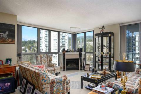 Condo for sale at 295 Guildford Wy Unit 1206 Port Moody British Columbia - MLS: R2430182