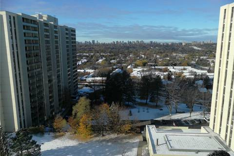Apartment for rent at 350 Seneca Hill Dr Unit 1206 Toronto Ontario - MLS: C4653689