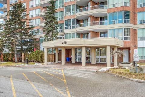 Condo for sale at 400 Mclevin Ave Unit 1206 Toronto Ontario - MLS: E4683668