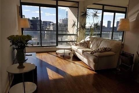 Apartment for rent at 438 King St Unit 1206 Toronto Ontario - MLS: C4577529