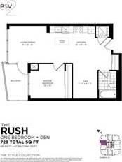 Apartment for rent at 510 Curran Pl Unit 1206 Mississauga Ontario - MLS: W4555184