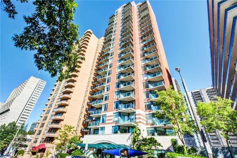 Condo for sale at 570 Laurier Ave Unit 1206 Ottawa Ontario - MLS: 1149606